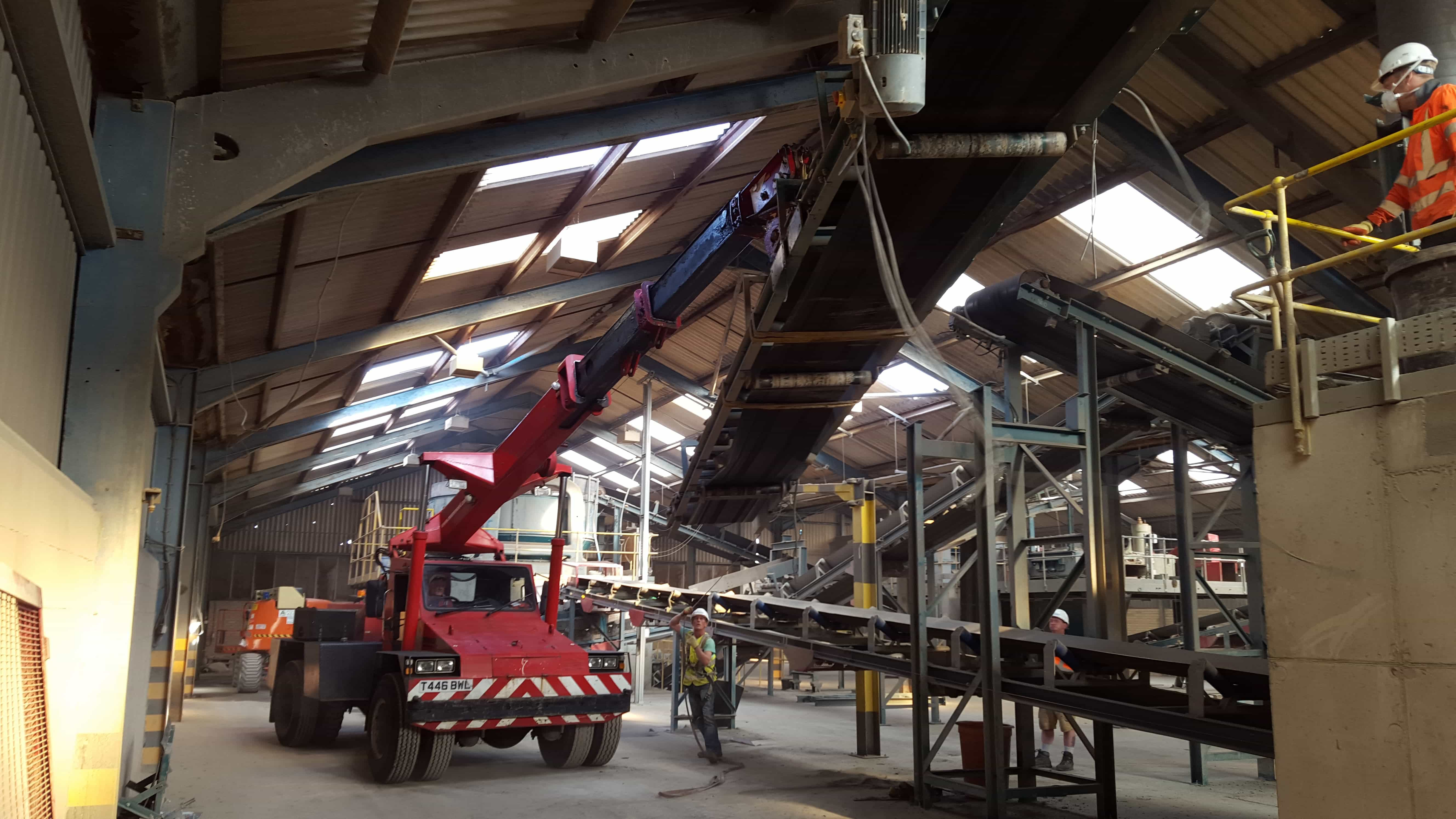 MACHINERY AND FACTORY INSTALLATION, REMOVAL AND RELOCATION