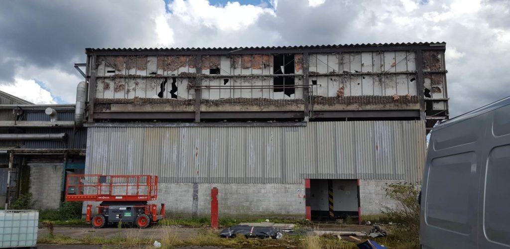 Dismantling and Demolition