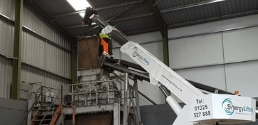 Machinery Strip Out