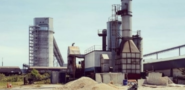 Batching Plant Dismantling
