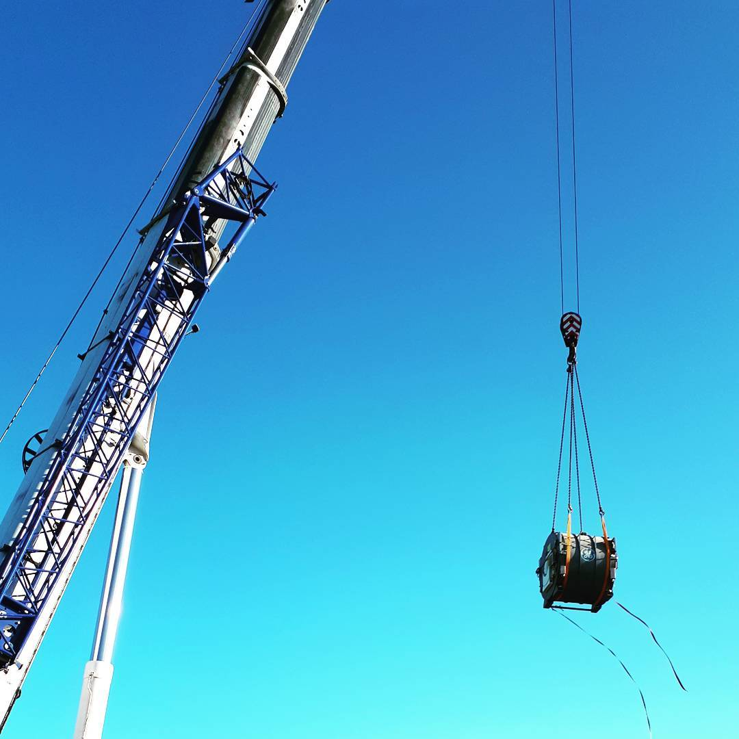 Heavy Crane Hire