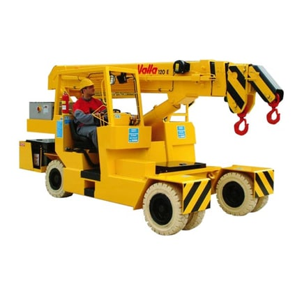 Electric Pick and Carry Cranes